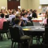 Student-athletes from 40 schools are attending the REGIONAL LEADERSHIP SUMMIT at UNC-Charlotte on August 28 (4pm)