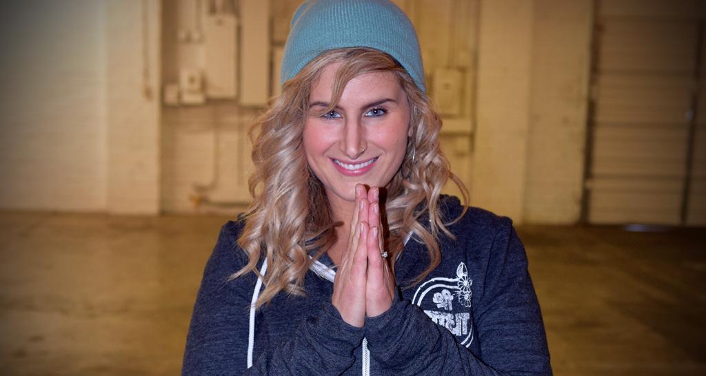 Yoga On Tap Feb 16 / Meg Allen Yoga