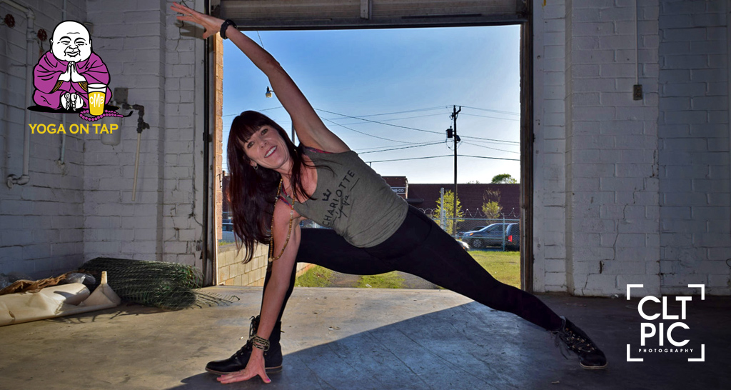 Yoga On Tap April 5th / Stephen Siller Tunnel to Towers Foundation with Suzanne Bergen!